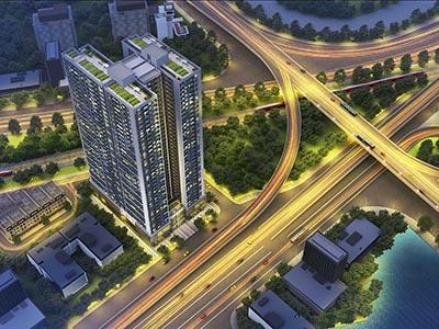 Chung cư Hoàng Huy Grand Tower Sở Dầu Hồng Bàng
