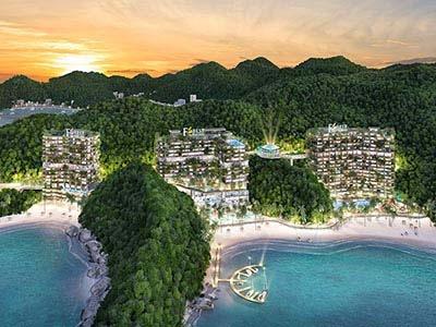 Dự án Flamingo Cát Bà Beach Resort