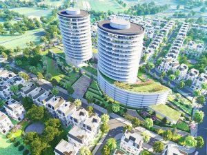 """Khu đô thị Tràng Duệ - Seoul Ecohome - dự án """"vàng"""" tại Hải Phòng"""