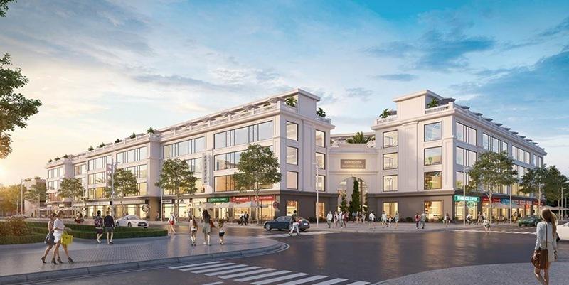 Dự án Trung tâm Thương mại Thủy Nguyên (Thủy Nguyên Mall)