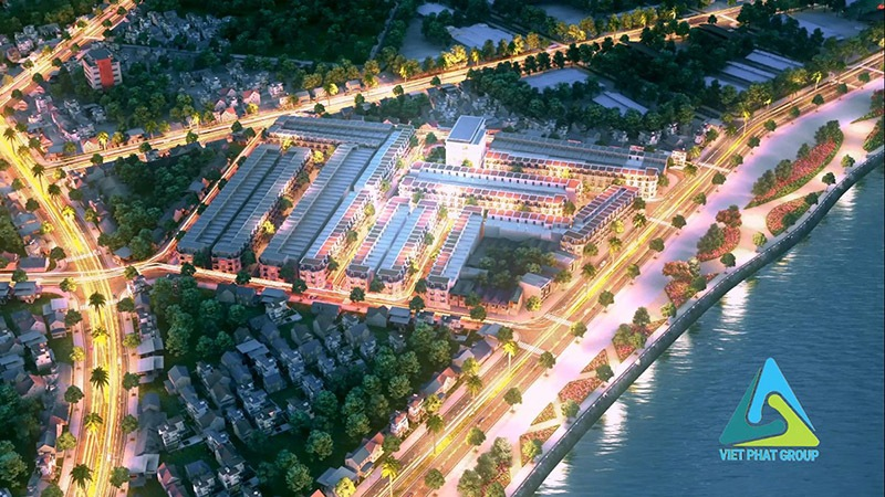 Dự án Việt Phát South City Hải Phòng