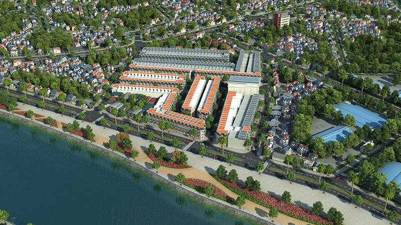 Lễ ra mắt dự án Việt Phát South City tháng 5