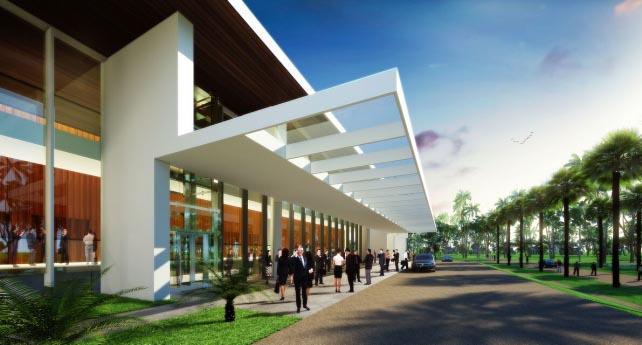Trung tâm hội nghị