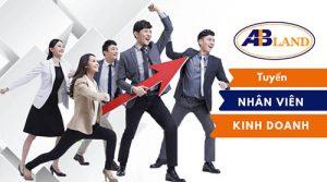 AB Land tuyển dụng nhân viên kinh doanh