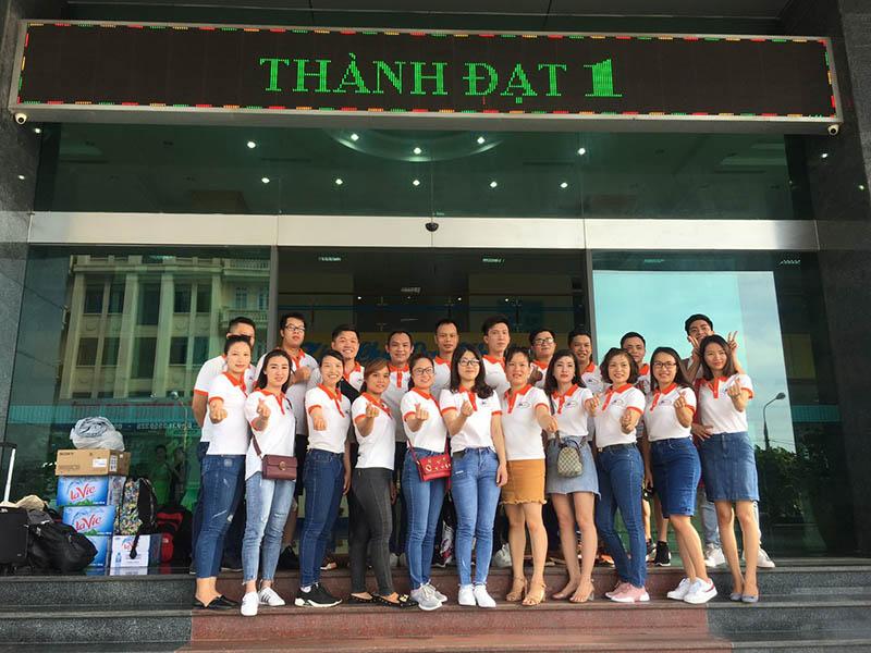 Trải nghiệm du lịch Cát Bà 2019 của Đại gia đình AB Land