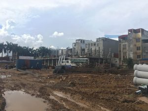 Tiến độ thi công dự án Việt Phát South City