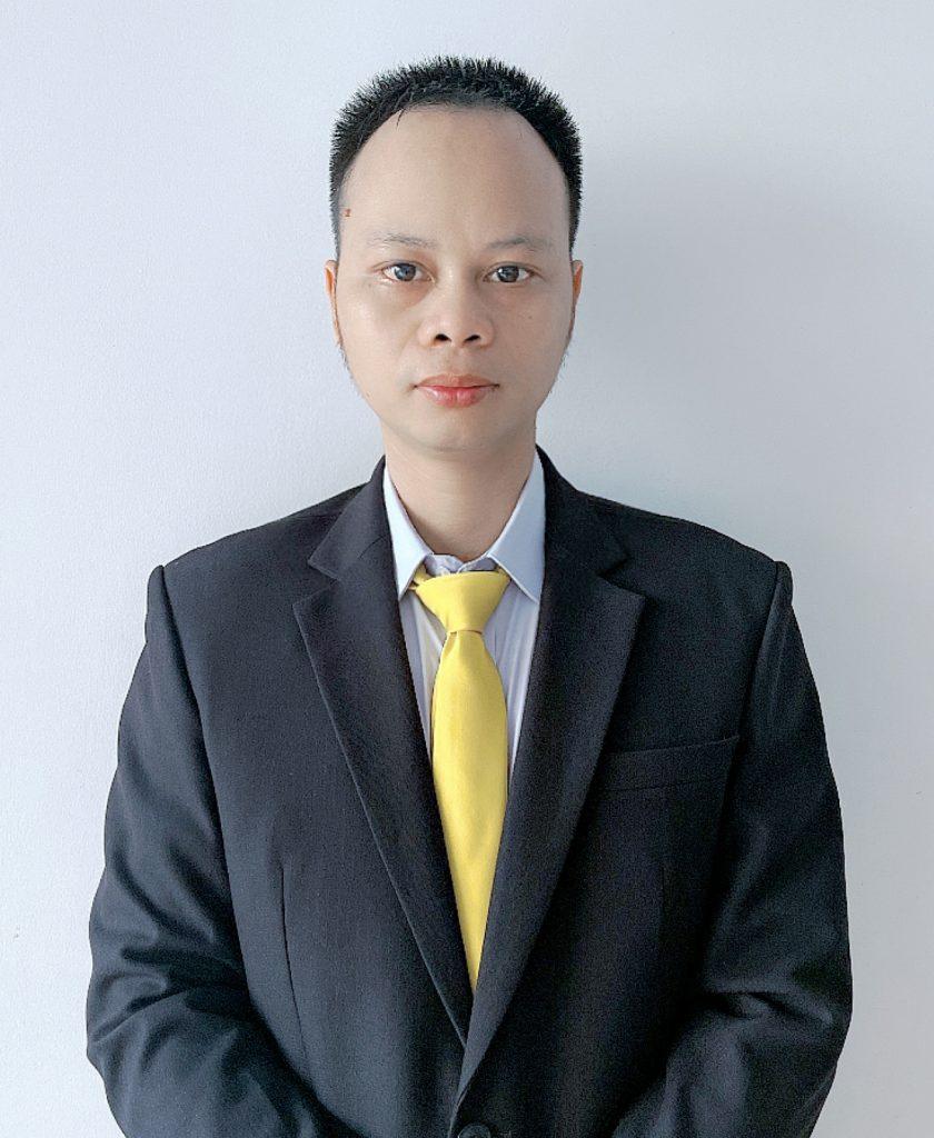 Giám đốc kinh doanh Lê Đình Hưng